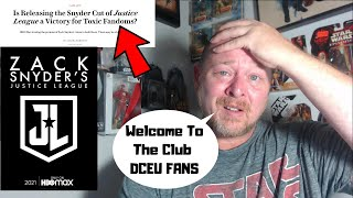 Zack Snyder Justice League Fans Are Now Toxic Says Media   Snyder Cut Backlash