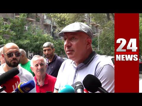 Վրաստանի ադրբեջանցիները խոսացել են, որ հայերի մեքենաները մնան կոնտենյերում