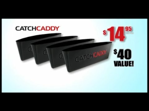 Download Youtube: Catch Caddy As Seen On TV Commercial Buy Catch Caddy As Seen On TV Car Organizer