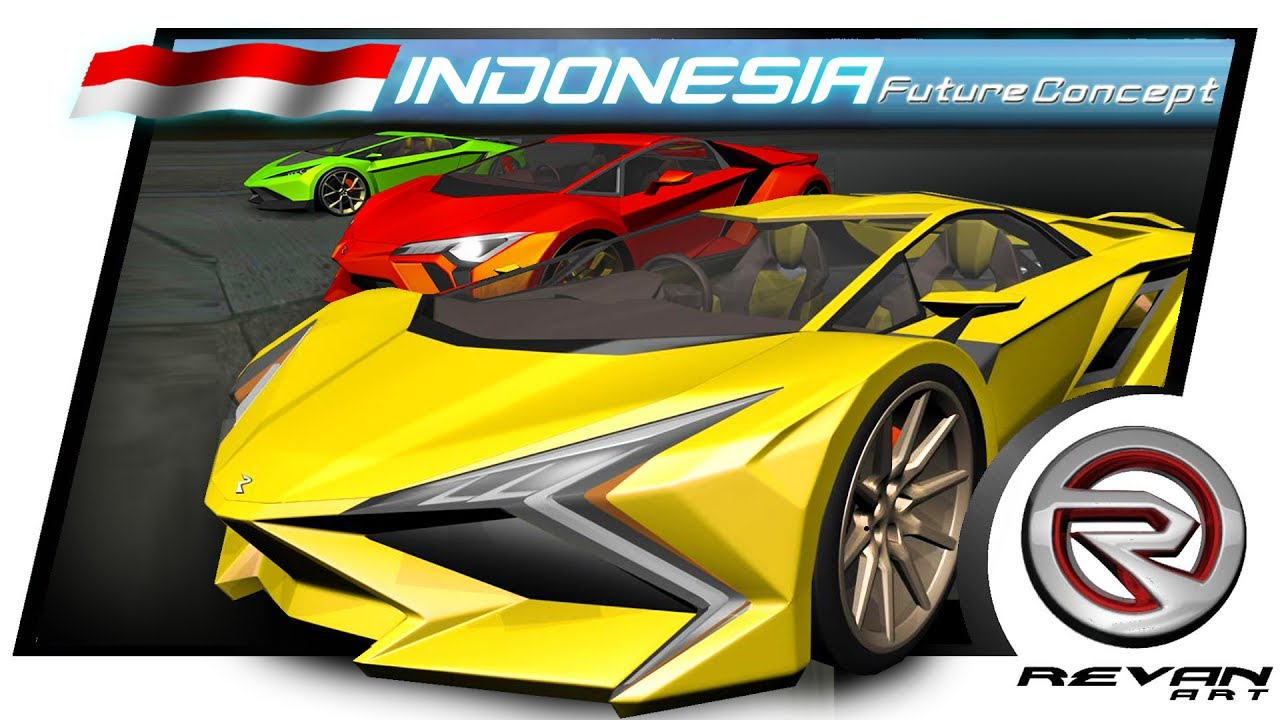 Sport Car Asli Indonesia On Progress Youtube