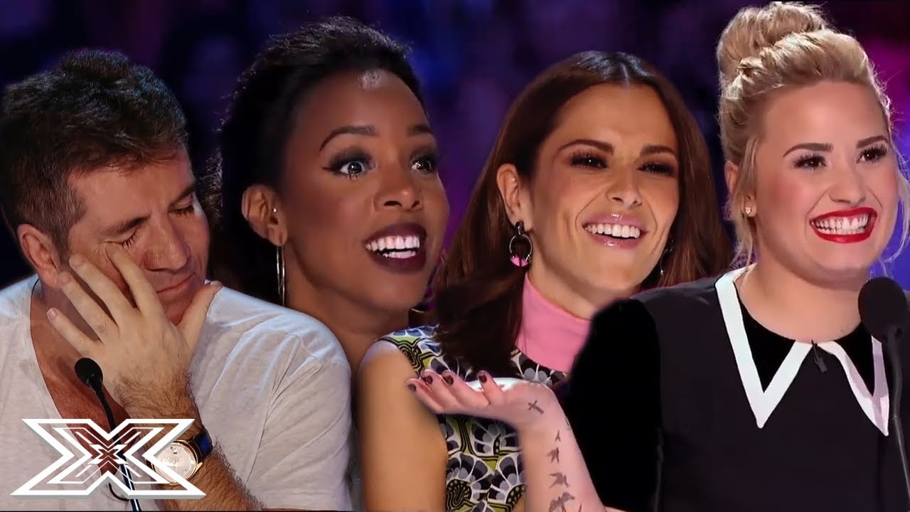 Top 3 Best Ever Auditions X Factor Uk Vs X Factor Usa X Factor Global Youtube