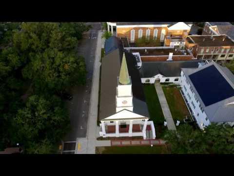 Downtown Tallahassee, Florida - First Presbyterian Church