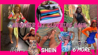 END HOT GIRL SUMMER RIGHT! ANOTHER LIT CLOTHING HAUL ft SHEIN, AliExpress  & More