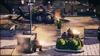 BLACK HAWK DOWN - Call to Arms Gameplay