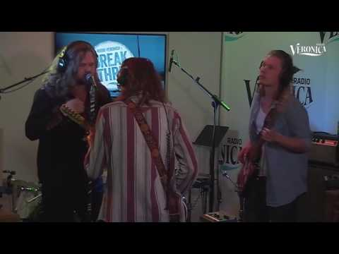 The Grand East - Kiss The Devil - Live at Radio Veronica