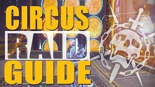 Destiny 2 : Der Circus Guide - Leviathan Raid | Deutsch / German