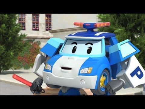 Мультфильм робокар поли правила дорожного движения все серии подряд