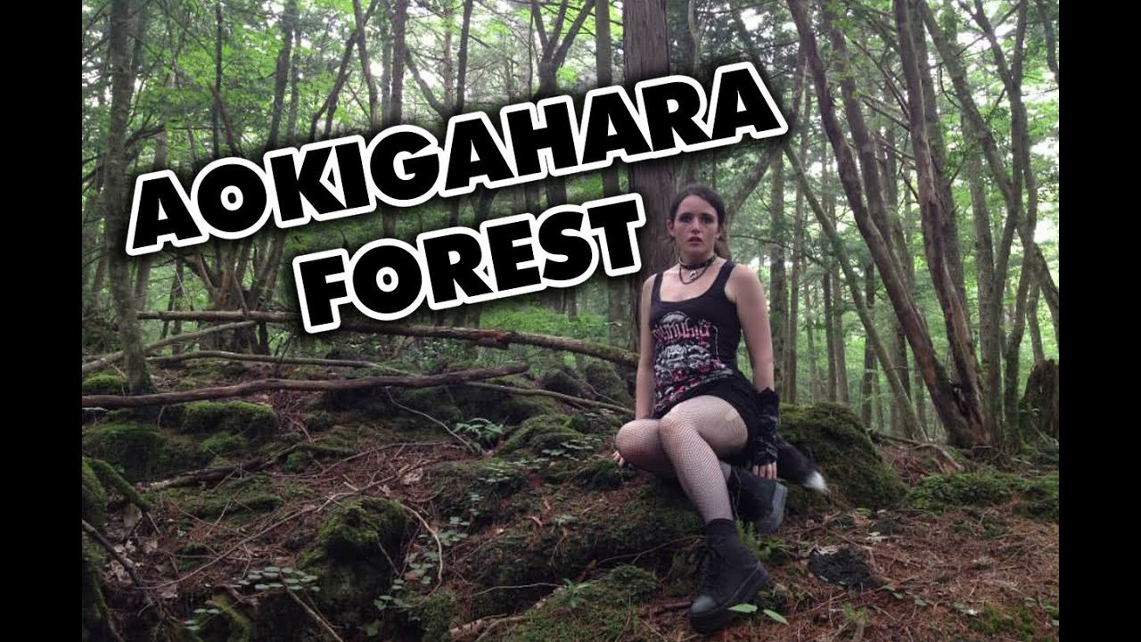 Alone in Aokigahara 'Suicide Forest' [Shiverz In Japan]  ★  青木ヶ原 - 樹海