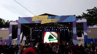 Video Boyband, Sakit Hati - Tipe-x (At parkir selatan Ocean Park BSD City/Alseace 2018 download MP3, 3GP, MP4, WEBM, AVI, FLV Juli 2018