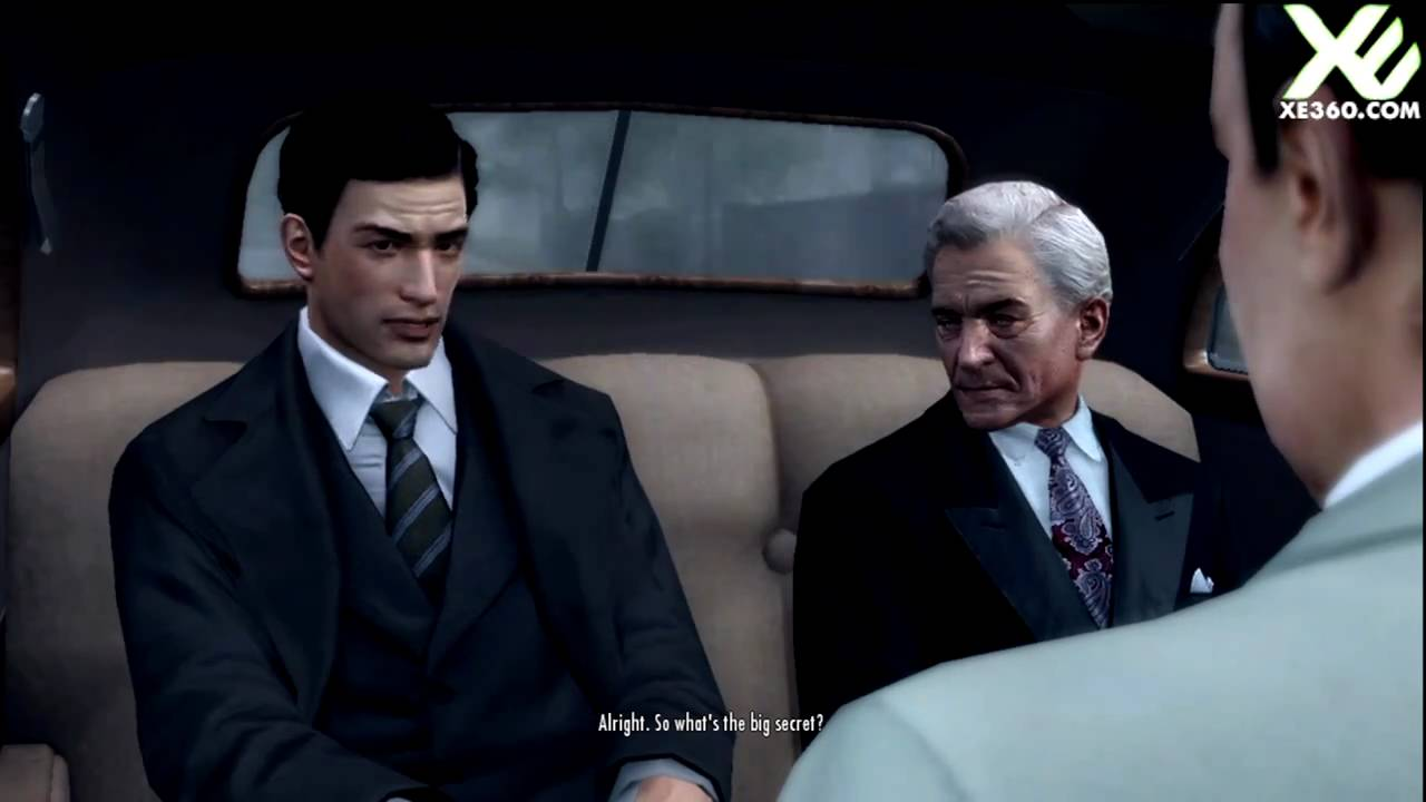 Did Joe Die In Mafia 2