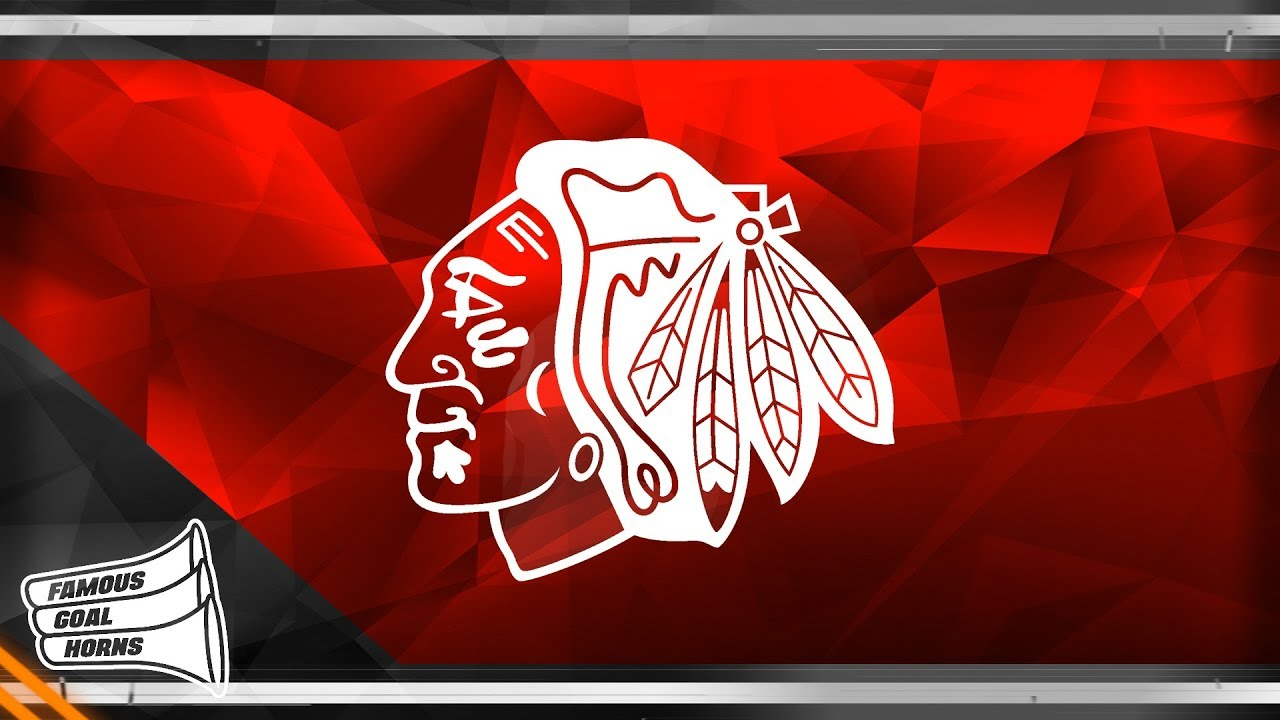 graphic regarding Chicago Blackhawks Printable Schedule named Chicago Blackhawks 2019 Reason Horn