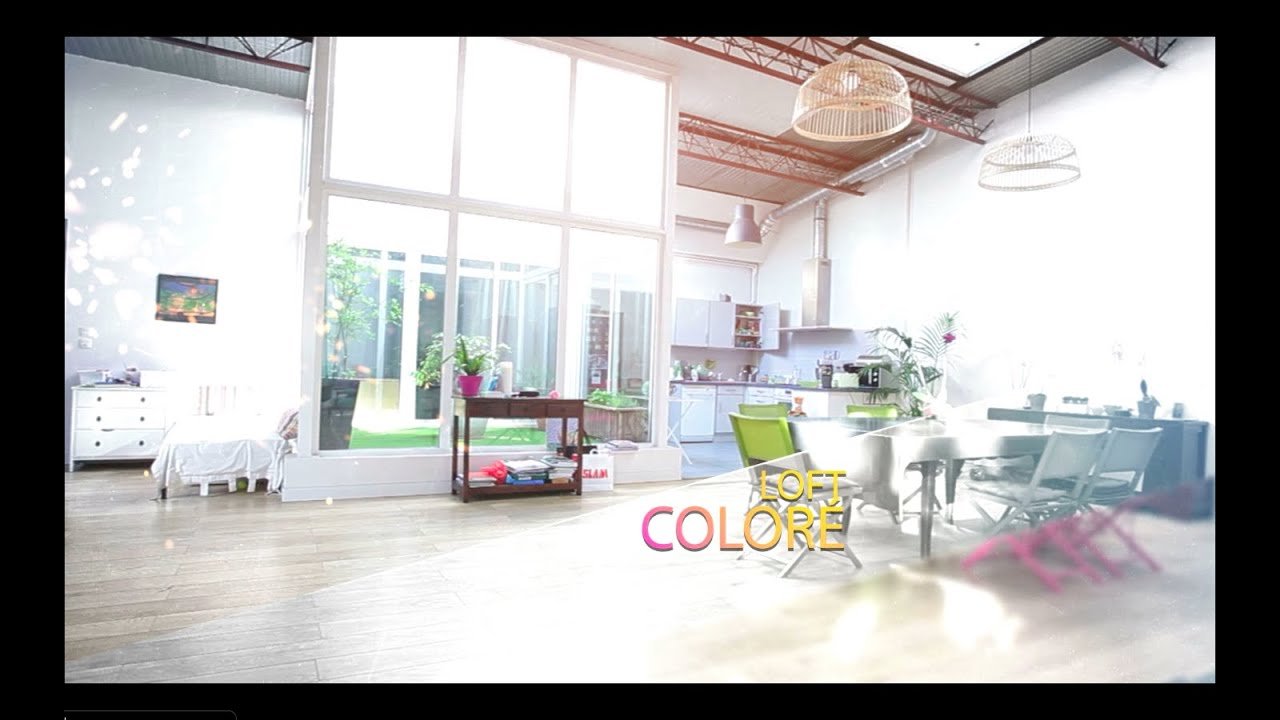 Loft colore ch tillon montrouge youtube for Garage chatillon montrouge