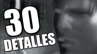 30 DETALLES ALUCINANTES DE SILENT HILL 1
