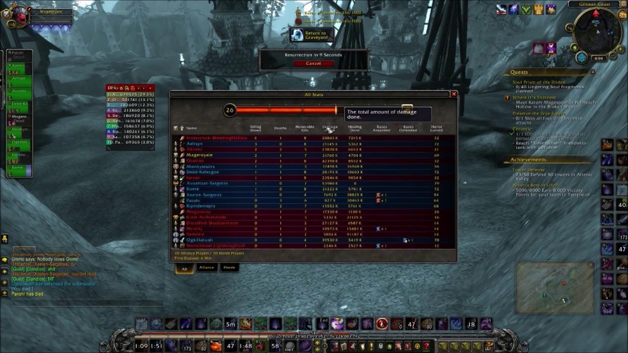 Honor prestige mount and fastest honor farm guide wow legion.