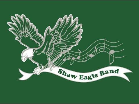 Archbishop Shaw High School Eagle Band & Soaring Eagles Flag Team 2019-2020