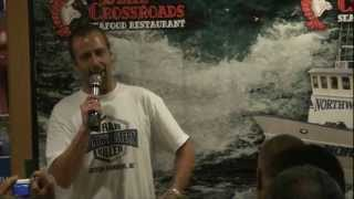 Q & A with Edgar Hansen from the Deadliest Catch