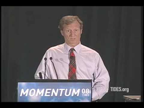 """tom-steyer:-""""fair-and-just-banking-for-low-income-communities""""-(1-of-2)-tides-momentum-2008"""