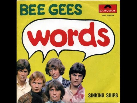 Bee Gees - Words (Gold series)