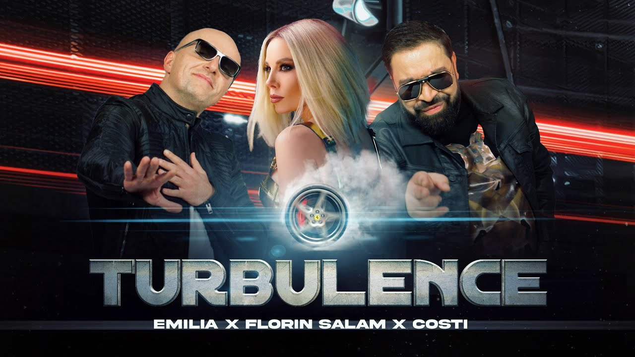Емилия & Florin Salam & Costi - Турбуленция (CDRip)