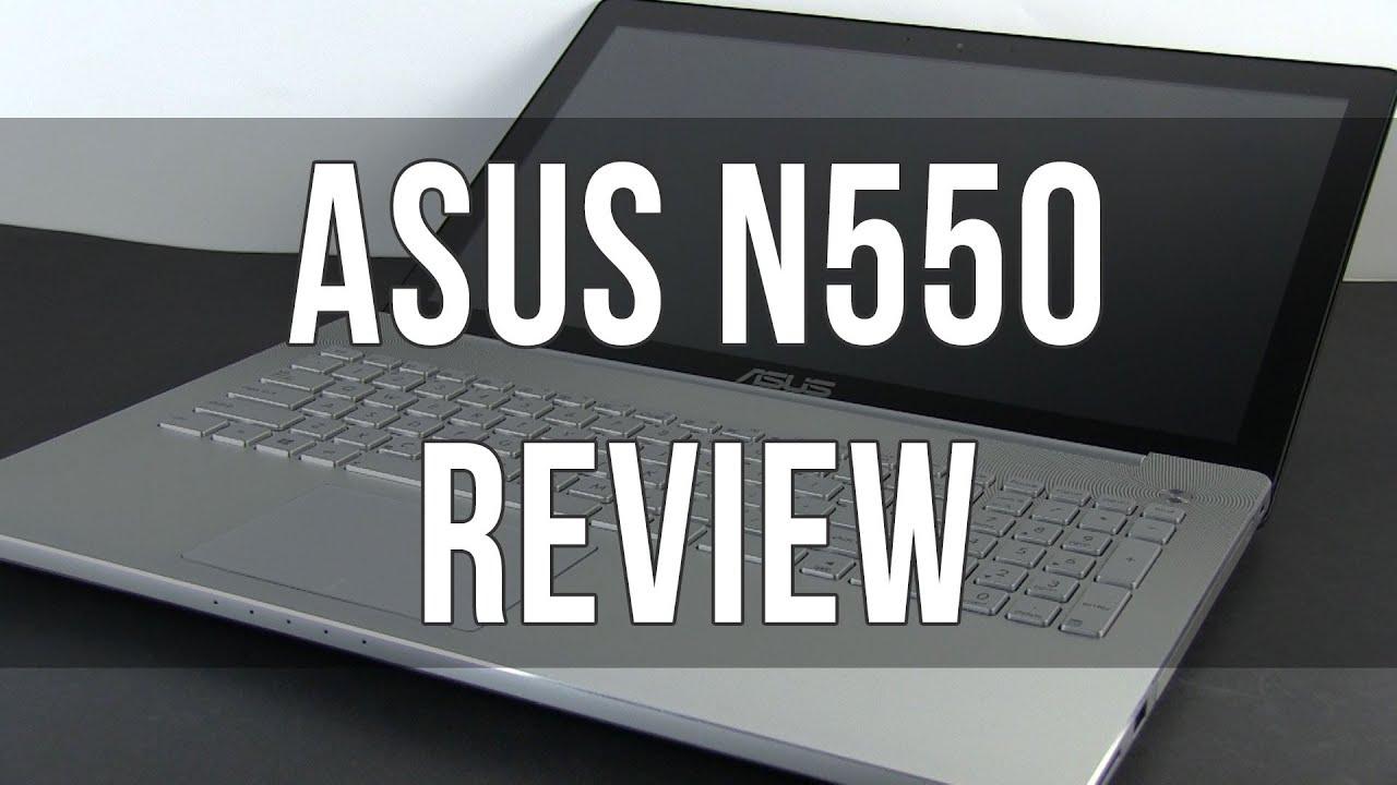 Asus N550 N550jv N550jk Review Youtube