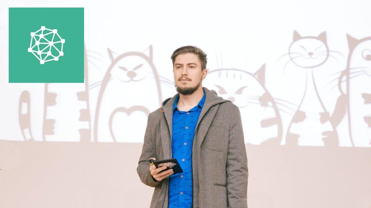 15x4 - 15 минут о Blockchain