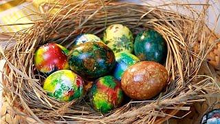 Три Способа Как Покрасить Яйца на Пасху (Пасха 2020)