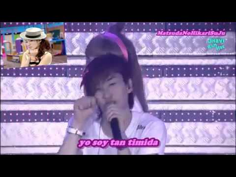 Girls Generation & Super Junior - Gee [Sub Español]