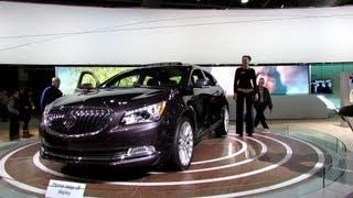 2014 Buick LaCrosse - Presentation and Walkaround - 2013 New York Auto Show