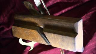 Antique Woodworking Plane Set