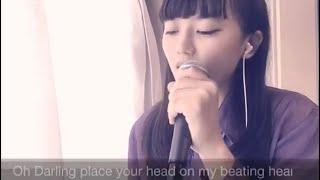 【現役青学生が歌うエドシーラン】 Thinking  out loud /covered by 三浦日向子