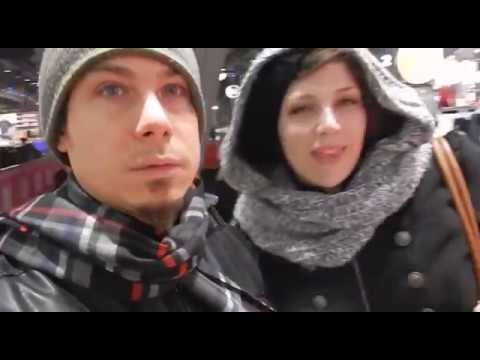 (muted) Video Tour Journal #8 NYC