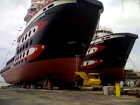 Pacific Superior Launching (Pacific Richfield Marine)
