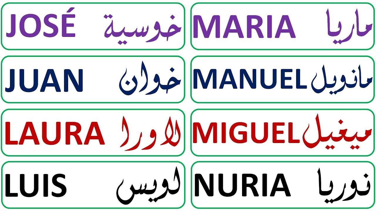 Nombres Escritos En Arabe Para Tatuajes J N Youtube