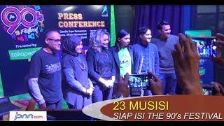 Generasi 90-an, Yuk Merapat di The 90's Festival - JPNN.COM