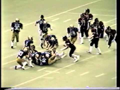 Kam High vs Van College 1985 Premiere League Championship