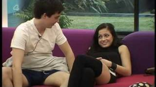 big brother celebrity hijack uk bblb show 3 pt 1