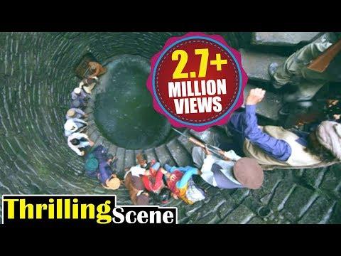Extraordinary Thrilling Scene From Telugu Movie || Volga Videos 2017