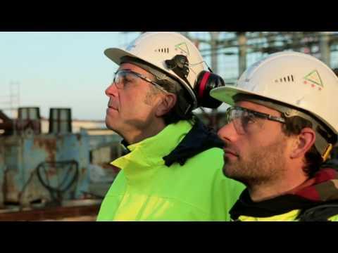 HHL Fremantle – Delivery of four giant LNG tank modules via NSR region