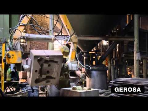 Línea de moldeo - Ingeniero Ricardo Gerosa S.R.L.