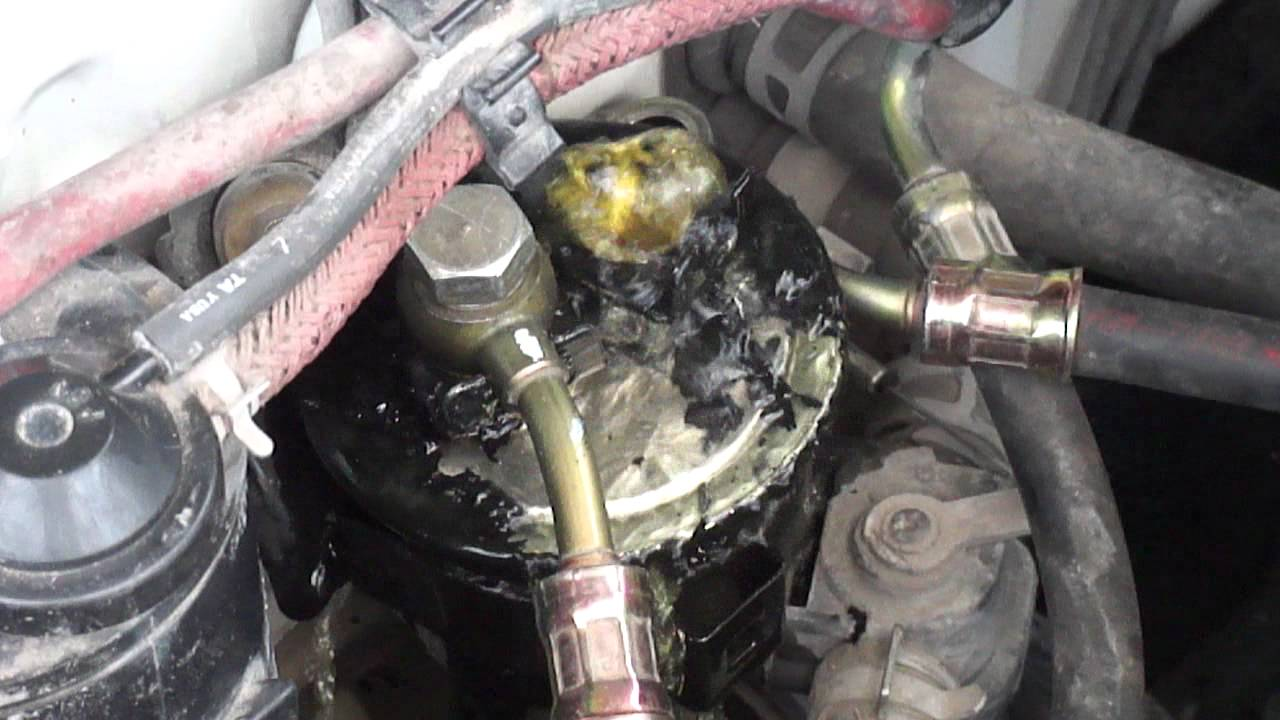 2011 honda civic fuel filter