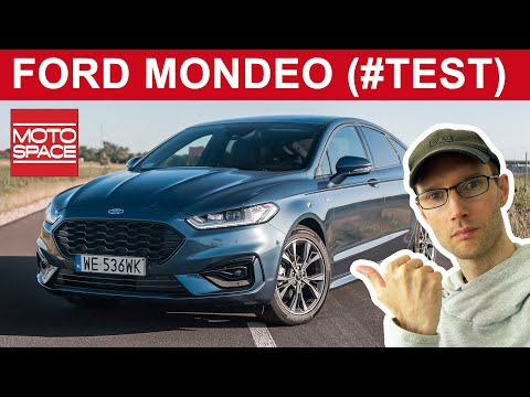 Ford Mondeo 2.0 EcoBlue ST-Line (Review 2019) 190 PS AT8
