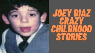 57 Minutes of Joey Diaz Telling Crazy Childhood Stories