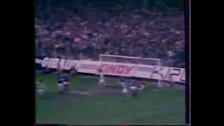 Saint-Etienne 2 - 1 Bordeaux (02-06-1981)   Division 1