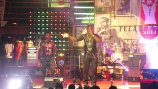 Download Video Harrysong - Live at Felabration 2014 MP3 3GP MP4