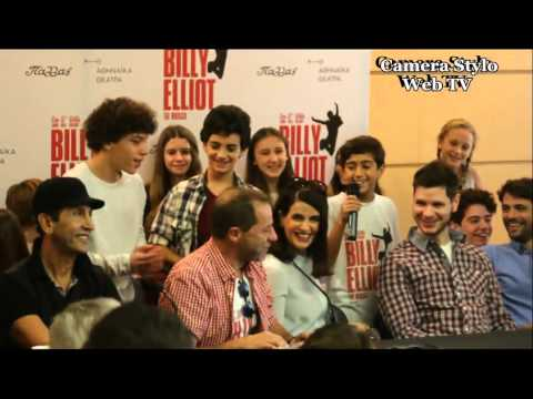 Billy Elliot The Musical  ΣΥΝΕΝΤΕΥΞΗ ΤΑ ΠΑΙΔΙΑ ΠΑΛΛΑΣ