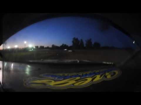 19 Brandon Jurrens Feature -- 7/7/17 -- Rapid Speedway