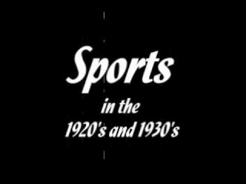 Baseball Of The 1920s