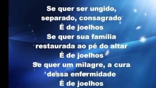 Flordelis - De Joelhos em Fervente Oração Playback