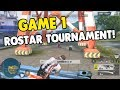 GAME 1 ROSTAR TOURNAMENT SOLO PLAY TAGALOG Rules Of Survival Battle Royale mp3