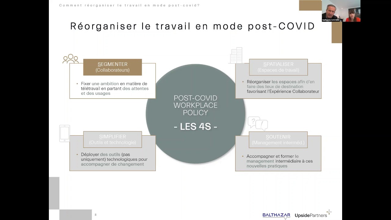 Webinar : Workplace & Immobilier